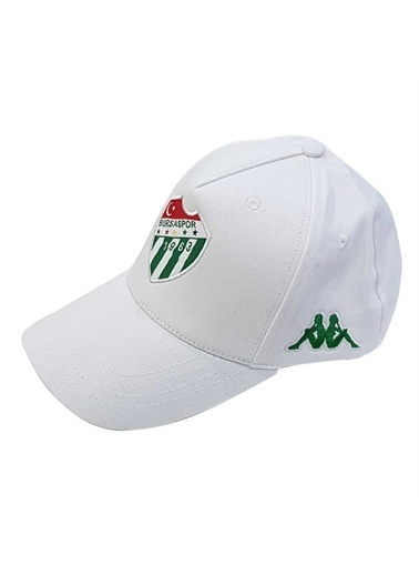 Kappa Şapka Beyaz